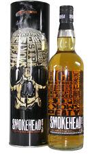 1 BT. Whisky ISLAY SINGLE MALT Smokehead  the rock edition 43% (forte torbatura)