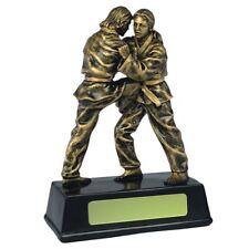 FEMALE JUDO MARTIAL ARTS Trophy Award FREE ENGRAVING