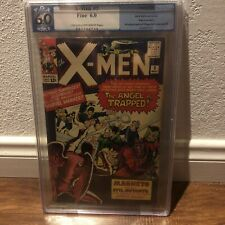 X-MEN #5 PGX 6.0 HIGH GRADE MARVEL KEY-3rd MAGNETO-2nd SCARLET WITCH QUICKSILVER