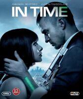 In Time Blu Ray