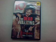 The Dead Walking: 10 Zombie Movies (DVD, 2013, 2-Disc Set), New / Sealed