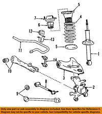 Lexus TOYOTA OEM 4853080037 02-04 SC430 Rear Suspension Strut 48530-80037