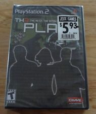 New PS2 Video Game The Plan Heist Betrayal Revenge! Playstation 2