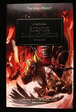 Horus Heresy - signus daemonicus de James hirondelle (2013, livre de poche)