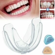 Dental Orthodontic Teeth Guard Corrector Braces Tooth Retainer Straighten Sets