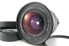 COSINA MC AF WIDE ZOOM 19-35mm For Canon EF [Excellent] w/ Caps and Hood