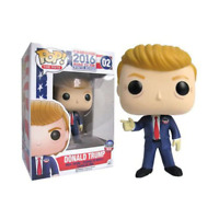 Funko Pop DONALD TRUMP President of America Campaign Collection Figure Toy