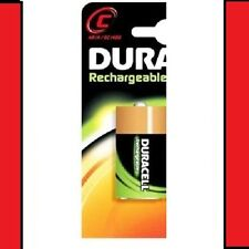 5 x GENUINE DURACELL C SIZE 2200 mAh HR14 RECHARGEABLE BATTERIES 1.2v NIMAH