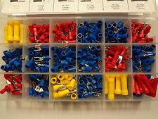 400-piece Solderless Electrical Terminal Assortment