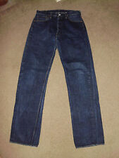 SKULL JEANS 5000XX SELVEDGE by an Alchemist 32 x 34 Made in Japan Fab Four