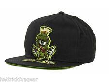 BIO WORLD LOONEY TUNES SLIMED SNAPBACK FLAT BILL HAT/CAP - MARVIN THE MARTIAN