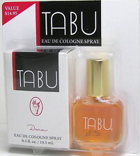 Tabu by Dana 14,5 ml   EDC Spray Miniatur