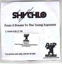 (CS406) ShyChlo, From A Dream To The Young Supreme - 2012 DJ CD