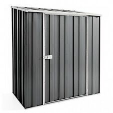 YardSaver S53 1.76m x 1.07m Single Door Colour Garden Shed
