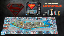 4d Cityscape Superman - Metropolis - Mini Puzzle 833 Pieces - New/Boxed