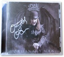 Ozzy Ozbourne Signed Autographed CD Cover Ordinary Man JSA II60765