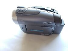 Sony Dcr-Dvd403 Mini Dvd Camcorder As Is