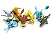 Japan Nintendo TOMY Pokemon Monster Collection Eevee Flareon Glaceon Figure Toy