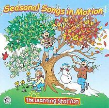 NEW Seasonal Songs in Motion (Audio CD)
