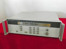 HP 5351B MICROWAVE FREQUENCY COUNTER OPTION 001(Oven Timebase)