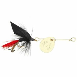 Joe's Flies          Short-Striker  Classic   Size # 8            Black Prince