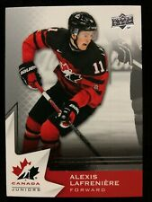 2020 Upper Deck Team Canada Juniors Base-You Pick Player Select-Finish Your Set