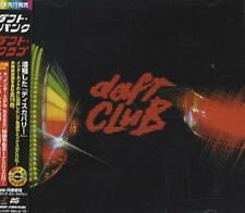 Daft Punk 2-disc CD/DVD set Daft Club Japanese promo TOCP-66257 DAFT LIFE 2003