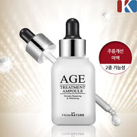 FROM NATURE Galactomyces Age Treatment Ampoule 30ml / Anti-Aging & Whitening