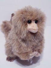 "Hansa Pygmy Marmoset Stuffed Plush Australian Animal Toy 5"" High Realistic"