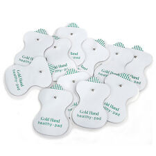 50pcs Electrode Pads For Tens Units Acupuncture Digital Therapy Massager Machine