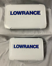 Pair Of Lowrance (Hds9) 9� Touchscreen Gen 2 Linkable Units Plus Accessories