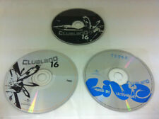 Clubland 16 - 3 x CD Album -  DISC's ONLY in Plastic Sleeves