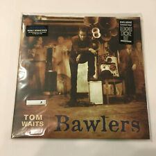 Tom Waits - Orphans: Bawlers (Remastered 180g. Trans. Blue 2LP) RSD18
