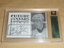 05-06 ITG Ultimate Ryan Getzlaf Future Stars Auto Silver RC 38/40 Nice Rookie!