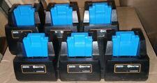 Industrial Scientific Ventis MX4 18108650-0 6-Unit Battery Charger NO CORDS