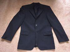 Taylor& Wright Suit Jacket Blazer Chest 40 Regular Length Grey Tailored Woolmark