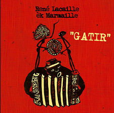 RENE LACAILLE - GATIR (CD DIGIPACK NEUF)