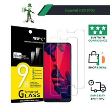 Genuine Tempered Glass 9H Screen Protector For Huawei P20 PRO