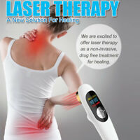 Lastek 650/808nm Laser Therapy Device LLLT Pain Relieving Treatment Instrument