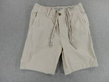 Abercrombie & Fitch Distressed Cotton Heavy Shorts (Mens 30) Light Tan
