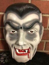 More details for halloween/horror - motion activated 'dracula' head