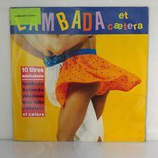 """Various – Lambada Et Caetera (Vinyl 12"""", LP, Compilation)"""