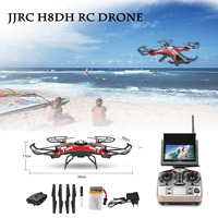 JJRC H8DH 6-Axis Gyro 5.8G FPV RC Quadcopter Drone 2MP HD Camera LED FPV Monitor