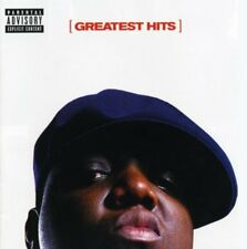 NOTORIOUS B.I.G. GREATEST HITS RAP HIP HOP CD NEW