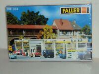 Faller 363 HO Scale Car Wash Plastic Building Kit