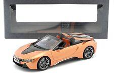 Original BMW Miniatur i8 Roadster E-Copper kupfer 1:18 Sammlermodell 80432454784