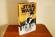 Star Wars: Fate of the Jedi: Backlash by Aaron Allston (Hardcover 1st LN Bk. 4)