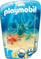 Playmobil Animals Wild Life Zoo City Life Accessory Octopus with Baby