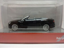 Herpa 038768 Audi A5 Cabrio mythosschwarz metallic 1:87 Neu