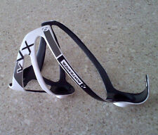 Bontrager XXX Water Bottle Cage-White, Carbon, mountain bike- US SELLER!